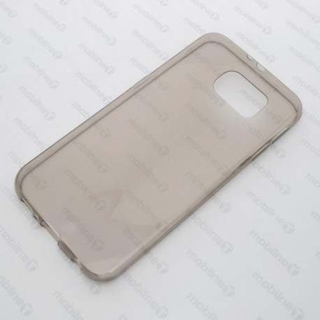 Gumené puzdro Samsung Galaxy S6, šedé