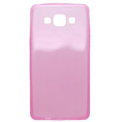 Gumené puzdro Samsung Galaxy A5 ružové