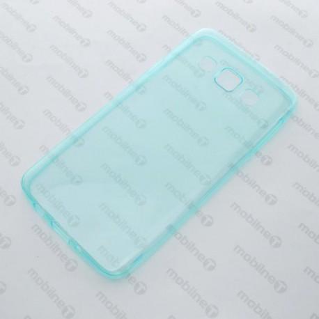 Gumené puzdro Samsung Galaxy A3, modré