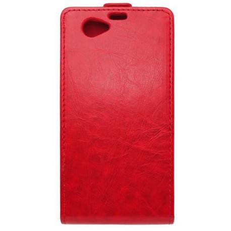 Knižkové puzdro Samsung Galaxy Grand Prime, červené