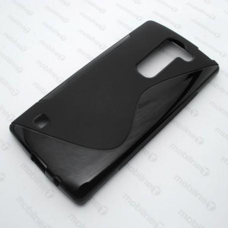 Gumené puzdro S-Line LG Spirit 4G LTE, čierne