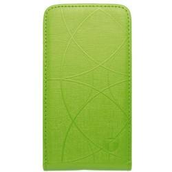 Knižkové puzdro Sircle Samsung Galaxy A3, zelené