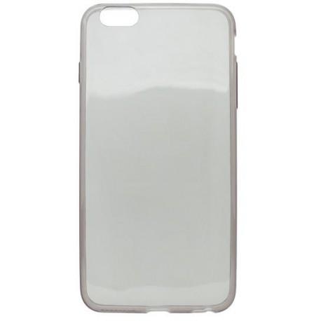Ultratenké gumené puzdro iPhone 6 Plus, šedé