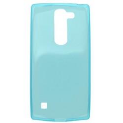 Gumené puzdro LG Spirit 4G LTE, modré