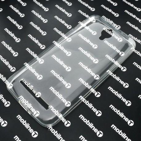 Gumené puzdro Asus ZenFone C, priehľadné