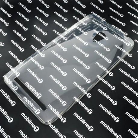 Gumené puzdro Asus ZenFone 6, priehľadné