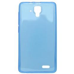 Gumený obal Lenovo A536, modrý