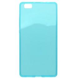 Gumené puzdro Huawei P8 Lite, modré
