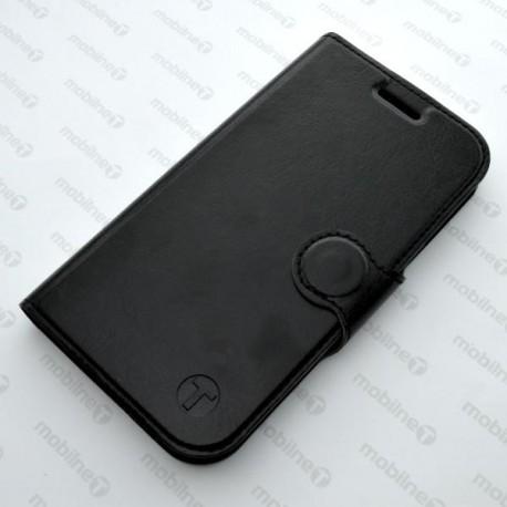 Knižkové puzdro bočné Samsung Galaxy A5, čierne