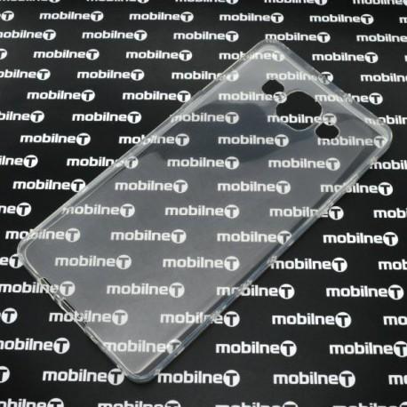 Gumené puzdro Samsung Galaxy A5, priehľadné