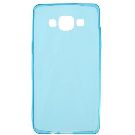 Gumené puzdro Samsung Galaxy A5, modré