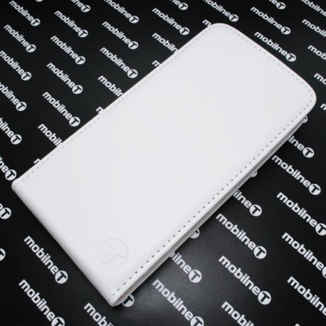 Sklopné knižkové puzdro Lenovo A7000, biele