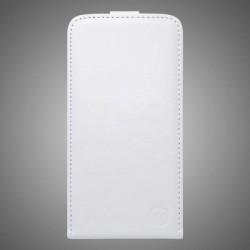 Knižkové puzdro Sony Xperia M5, biele