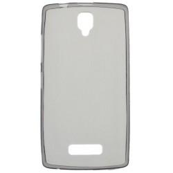 Gumené puzdro Slim Lenovo A2010, šedé