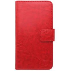 Bočné knižkové puzdro Lenovo A7000, červené