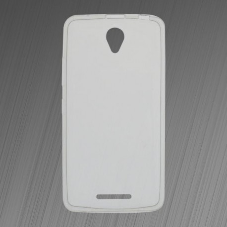Priehľadné silikónové puzdro Lenovo A5000