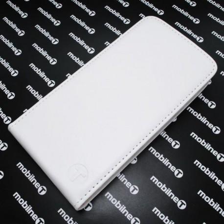 Knižkové sklopné puzdro Sony Xperia Z5 Compact, biele