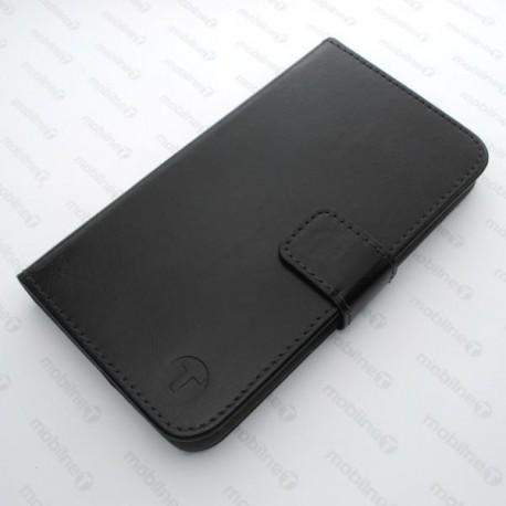 Knižkové puzdro bočné Lenovo Vibe Shot, čierne