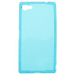 SON Xperia Z5 Compact modré (moist) gum.puzdro