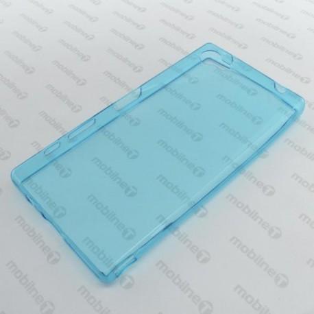 Gumené puzdro Sony Xperia Z5 Compact, modré