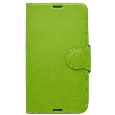 SON Xperia Z5 Compact zelená bočná(otvor)kniž.gum