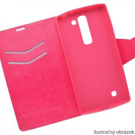 Bočné knižkové puzdro Sony Xperia Z5 Compact, ružové