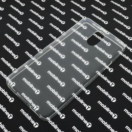 Gumené puzdro Lenovo Vibe P1m, priehľadné, anti-moisture