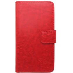 Bočné knižkové puzdro LG V10, červené