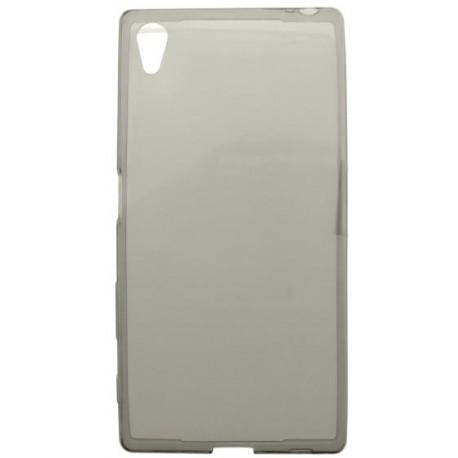 Tenké gumené puzdro Sony Xperia Z5, šedé