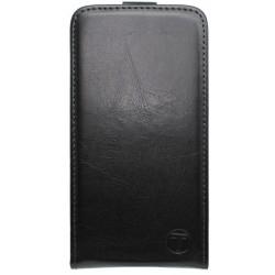 Knižkové sklopné puzdro HTC One A9, čierne