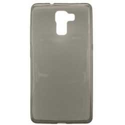 Gumené puzdro Huawei Honor 7, sivé