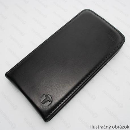 Sklopné knižkové puzdro Lenovo Vibe S1, čierne