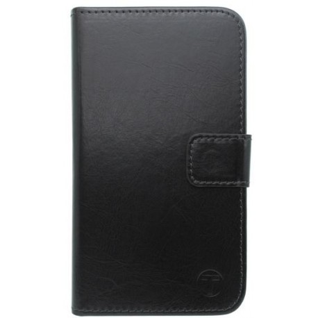 Bočné knižkové puzdro Lenovo Vibe P1m, čierne