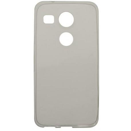Gumené puzdro LG Nexus 5X, šedé