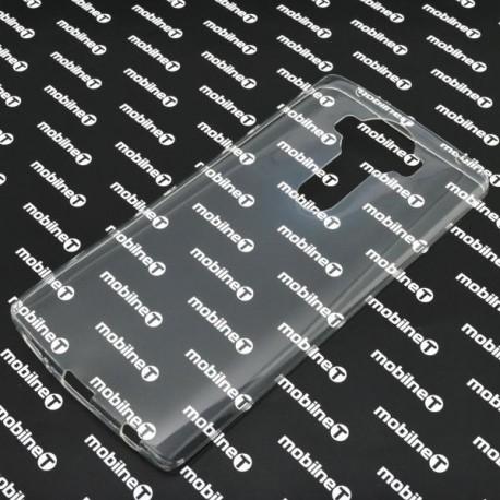 Gumené puzdro LG V10, priehľadné