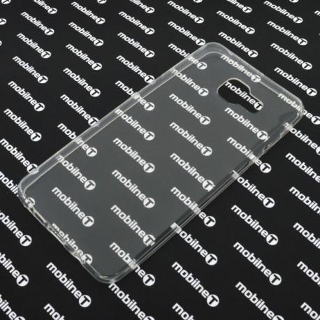 Gumené puzdro Samsung Galaxy A5 2016, priehľadné, anti-moisture