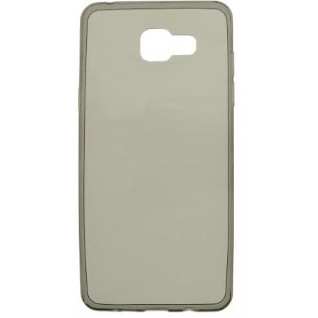 Gumené puzdro Samsung Galaxy A5 2016, sivé, anti-moisture