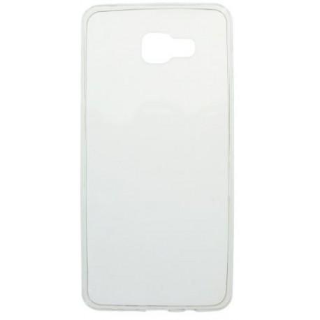 Gumené puzdro Samsung Galaxy A7 2016, priehľadné, anti-moisture