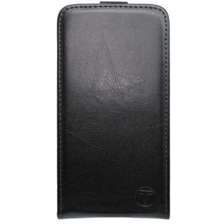 Sklopné knižkové puzdro Huawei Y600, čierne