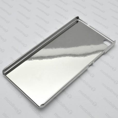 Plastové kamienkové puzdro Huawei P8, čierne