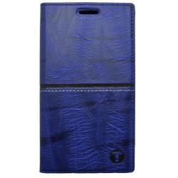 Exkluzívne knižkové puzdro Samsung Galaxy A5, modré