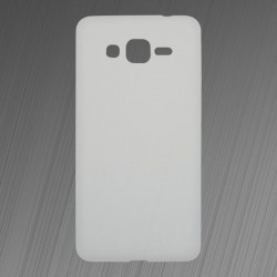 Plastový obal Samsung Galaxy Grand Prime, priehľadný