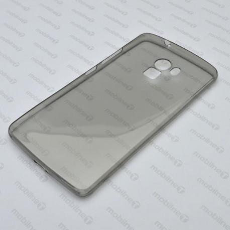 Gumené puzdro Lenovo A7010 (X3 Lite), sivé, anti-moisture