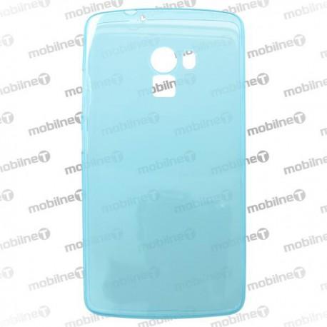 Gumené puzdro Lenovo A7010, modré, anti-moisture (X3 Lite)