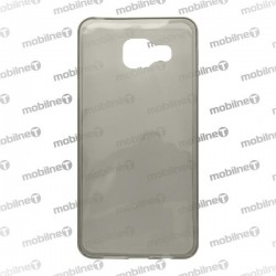 Gumené puzdro Samsung Galaxy A3 2016, sivé, anti-moisture