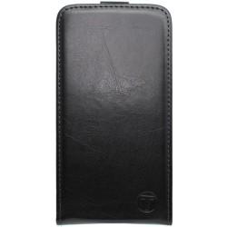 Sklopné knižkové puzdro Lenovo A7010 (X3 Lite), čierne