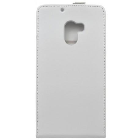 Sklopné knižkové puzdro Lenovo A7010 (X3 Lite), biele