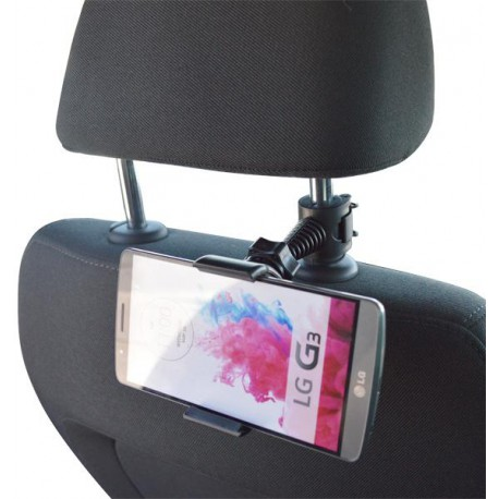 Univerzálny stojan na opierku pre mobil, čierny