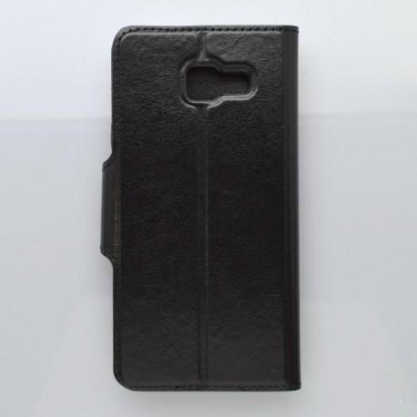 Bočné knižkové puzdro Samsung Galaxy A3 2016, čierne