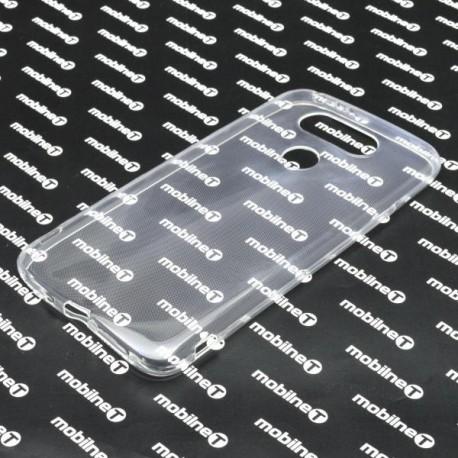 Gumené puzdro LG G5, priehľadné, anti-moisture